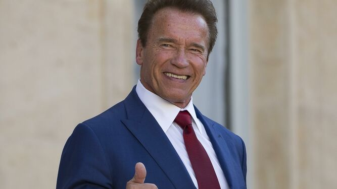 Arnold a 70 ans aujourd'hui.
